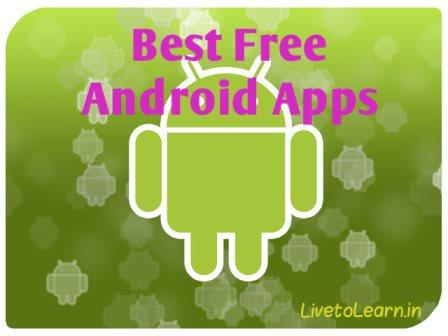 Best Free Ad-Free Android Apps