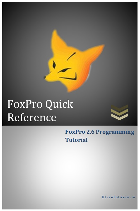 Foxpro Programming Quick Reference