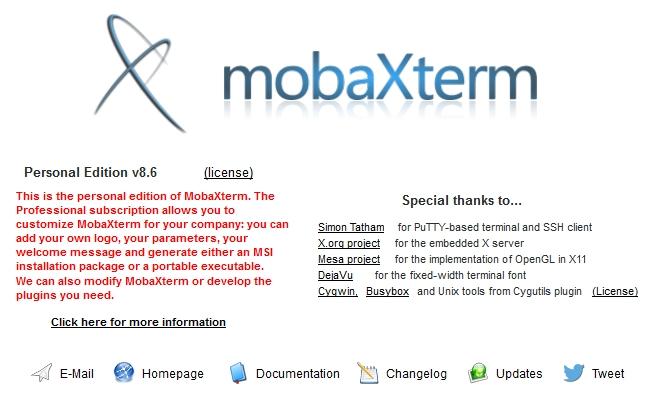 About MobaXterm