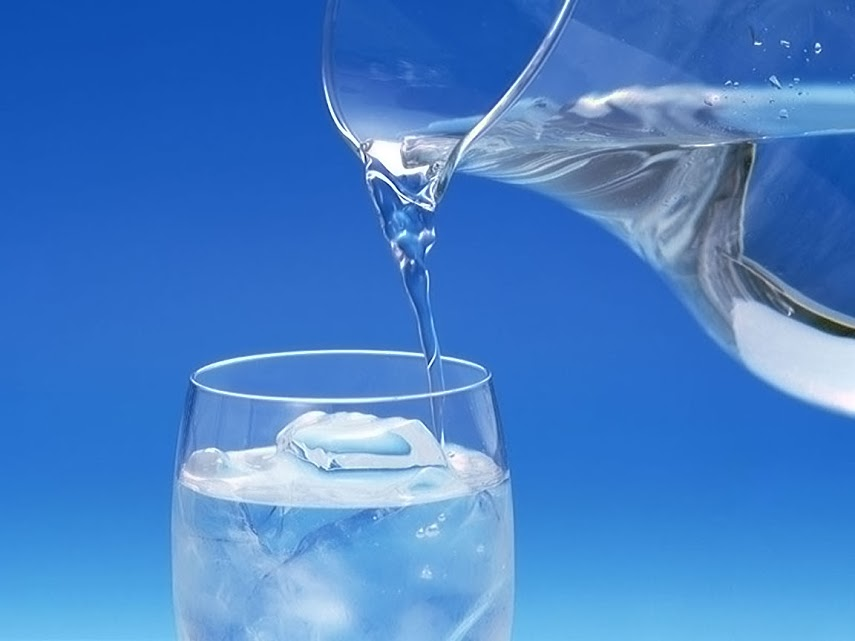 Amount of water needed for Human